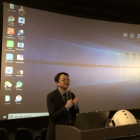 CIE Movie Day: Consul Xiao Jun from Chinese Consulate in Vancouver