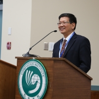 Opening Ceremony: Dr. Wei Li