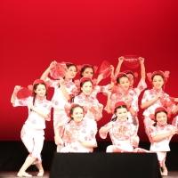 Golden Autumn Gala: Dance-Paper-Cutting Girls