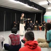 Beijing Opera at Schools