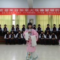 Visit Shandong School
