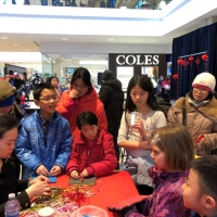 Lunar New Year at Londonderry Mall