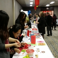 2015 Chinese New Year Celebration at the chateau Lacombe Hotel