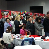 Chinese New Year Celebration at Edmonton Expo Center of Northland