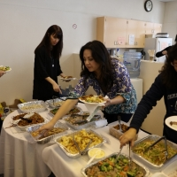 Chinese New Year Potluck