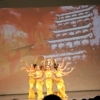 Chinese Cultural Experience Gala: Dunhuang's Romantic Charm