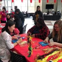 Chinese New Year Celebration at Concordia University of Edmonton