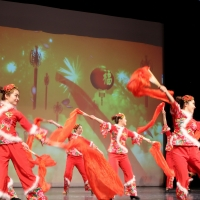 Chinese Cultural Experience Gala: Prologue Dance - Spirit Song