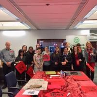 Chinese New Year Celebration at Service Alberta
