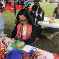 CIE Teachers at Canada Day Celebration