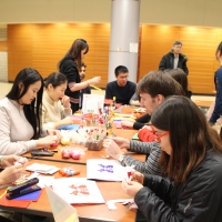 Chinese Culture Workshop for U of A Students