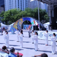 Celebration of Multiculturalism Day in Edmonton