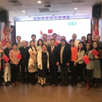 CIE Participated in the Edmonton Chinese Community Celebration of China's National Day