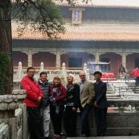 Principals Delegation Trip to China 2015: Qufu