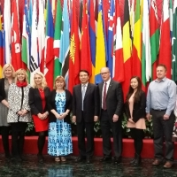 Principals Delegation Trip to China 2015: Beijing