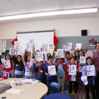 Chinese Culture Day for Kildare School Students
