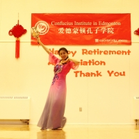 Retirement and Appreciation Party at CIE