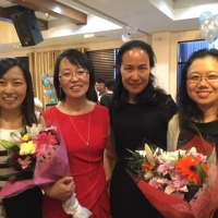2016 Londonderry School Chinese Program Graduatiion Party