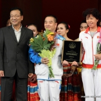 Gala of Chinese Gymnastic Skill, Music and Dance for Celebrating the First Global Confucius Institute Day