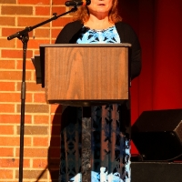 Concert of Oriental Charm: EPSB Vice Chair Trustee Michelle Draper