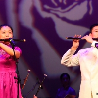 Concert of Oriental Charm: Bamboo Flute Solo
