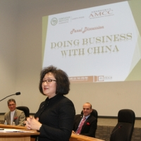 Panel Discussion: Doing Business with China