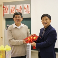 Visit from Shandong Experimental High School