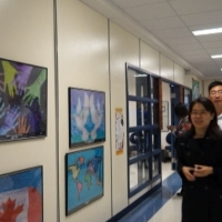 The Delegation from 28 Chinese Universities Visited Kildare School