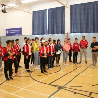 Visit from Binzhou Experimental School, Shandong Province, China