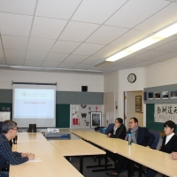 Visit from Chinese Doctors at University of Alberta