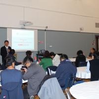 Visit from China University Delegation