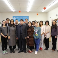Visit from Shandong Polytechnic