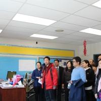 Chinese University Delegation Visited Meadowlark School
