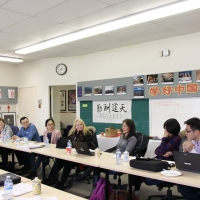 Visit from Coquitlam School District