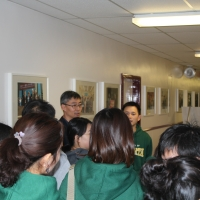 Visit from Chinese Visiting Scholars at University of Alberta