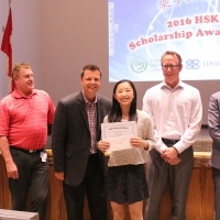 2016 YCT & HSK Scholarship Award Ceremony