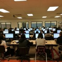 2019 HSK/YCT Test at School