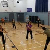 Chinese Dance Class