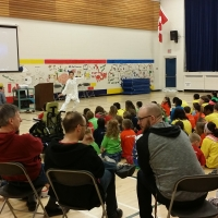 Chinese New Year Information Session at Thorncliff School