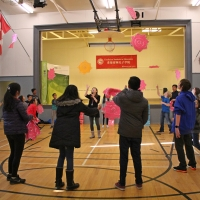 Chinese Culture Day for Riverbend School Students