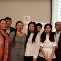 Dr. Wei Li and Dr. Mianmian Xie Conducted a Workshop at CI at University of Saskatchewan