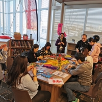 Chinese Culture Workshop at Second Languages Matter Conference
